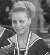 Věra Čáslavská